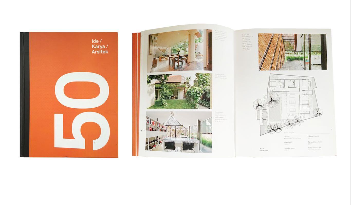 Dee Roemah On 50 Karya Arsitek Imaji - Image 1