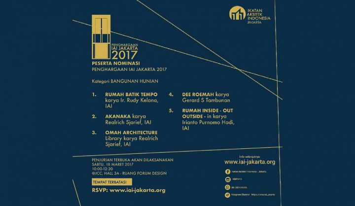 IAI Jakarta Awards 2017 - GeTs