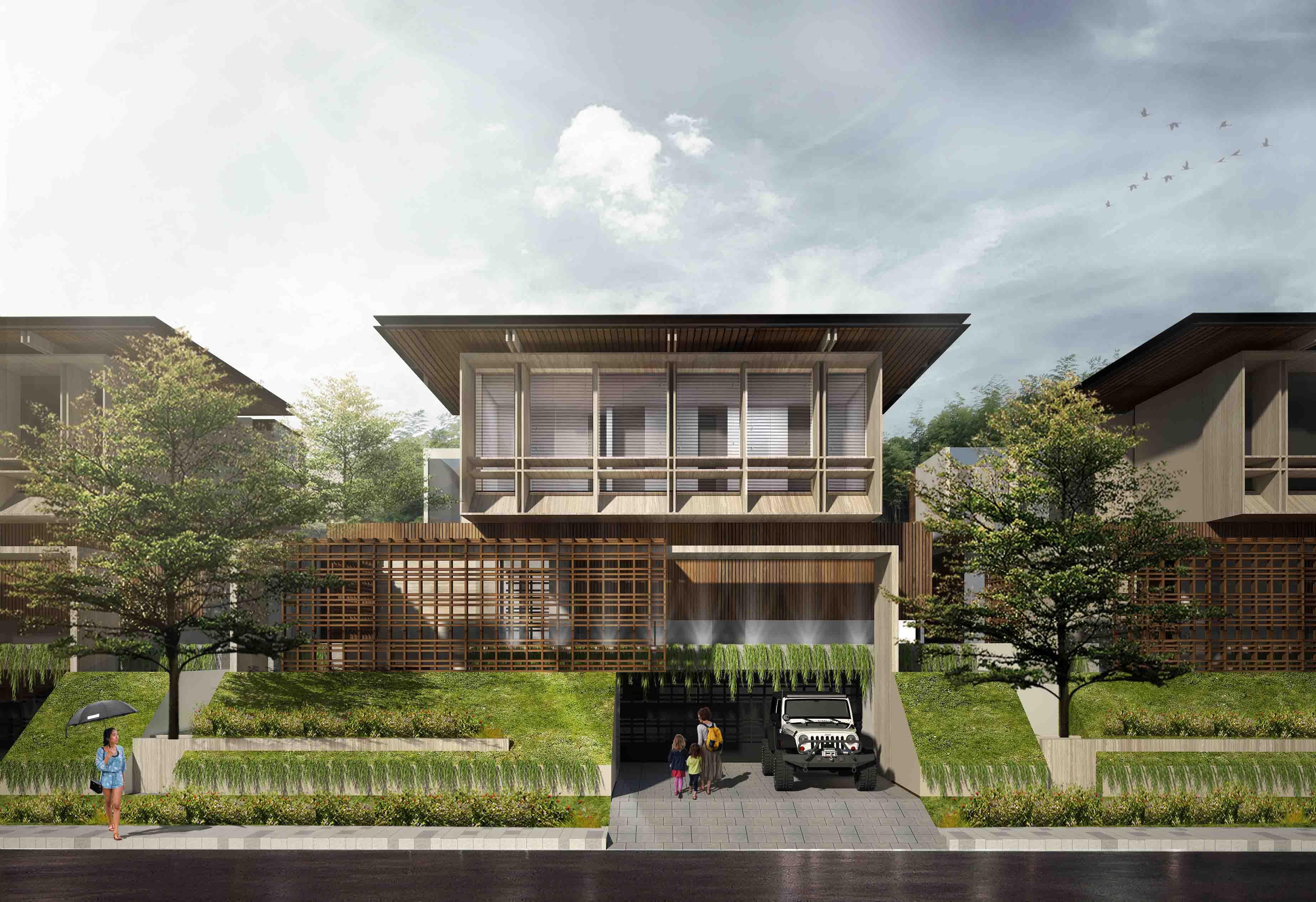 Lake Villa – Asya Residence - Image 1