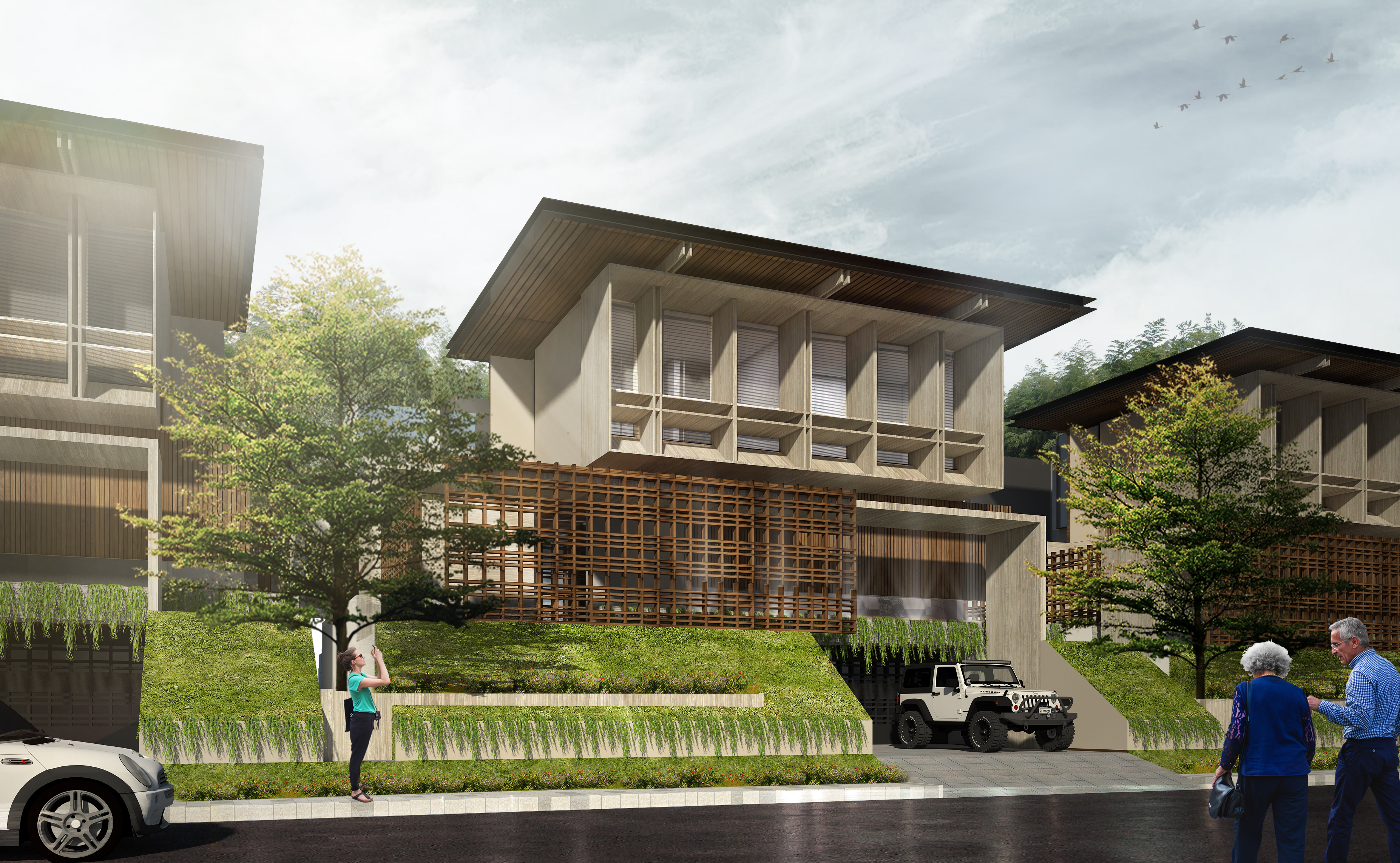 Lake Villa – Asya Residence - Image 2