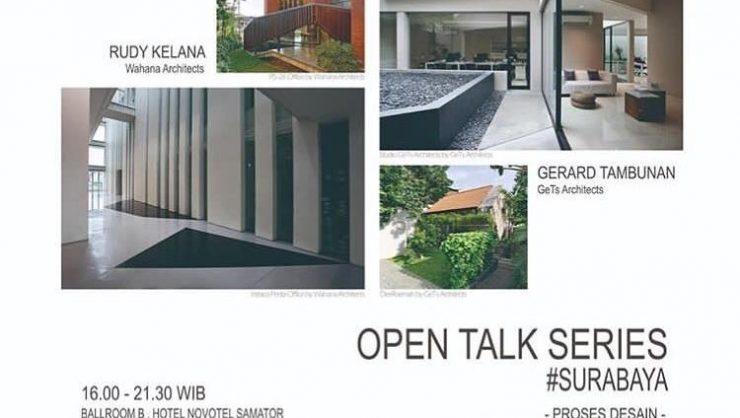 ANABATA OPEN TALK #SURABAYA - Image 1
